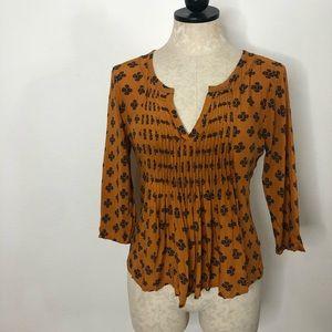 Vanessa Virginia Anthropologie blouse